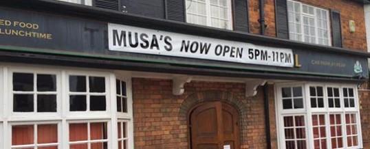 Musa's Indian Restaurant